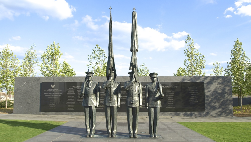 U.S. Air Force Honor Guard Memorial