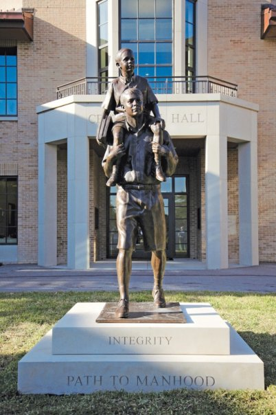 St. Mark's School of Texas, sculpture collection