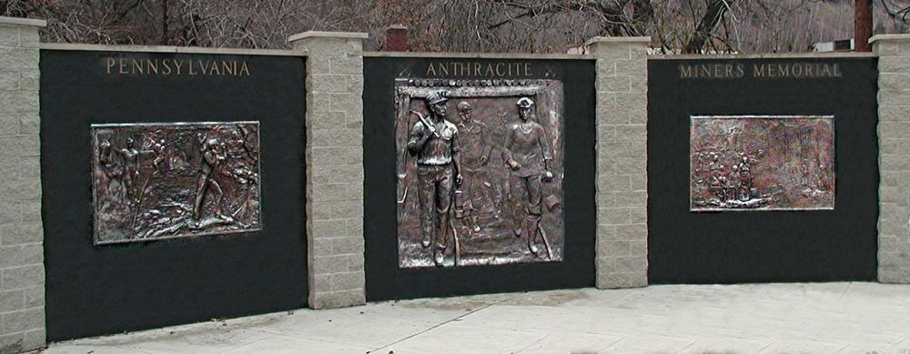 Pennsylvania Anthracite Miners Memorial