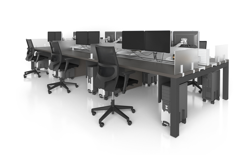 View All Call Center Cubicles