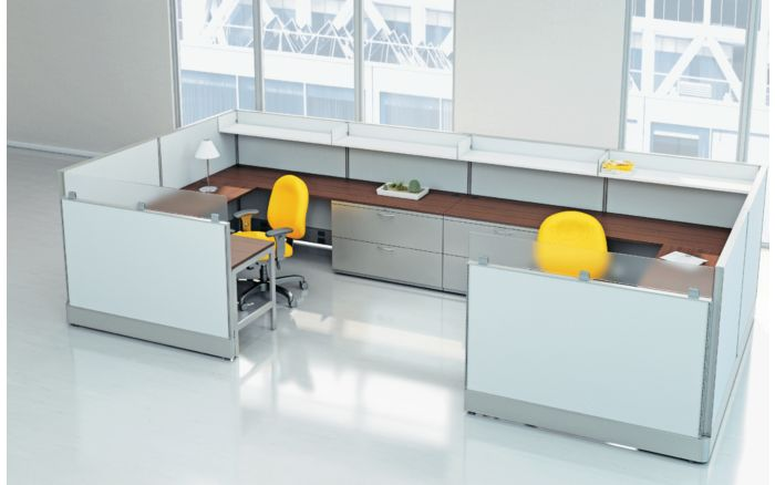 View AllTeaming Cubicles
