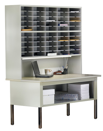 View All Mail Room Storage