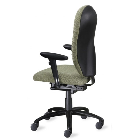 9to5 enduro high back heavy duty office chair — 180 office