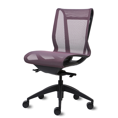 9to5 cydia mid size office chair with arms 180 office solutions