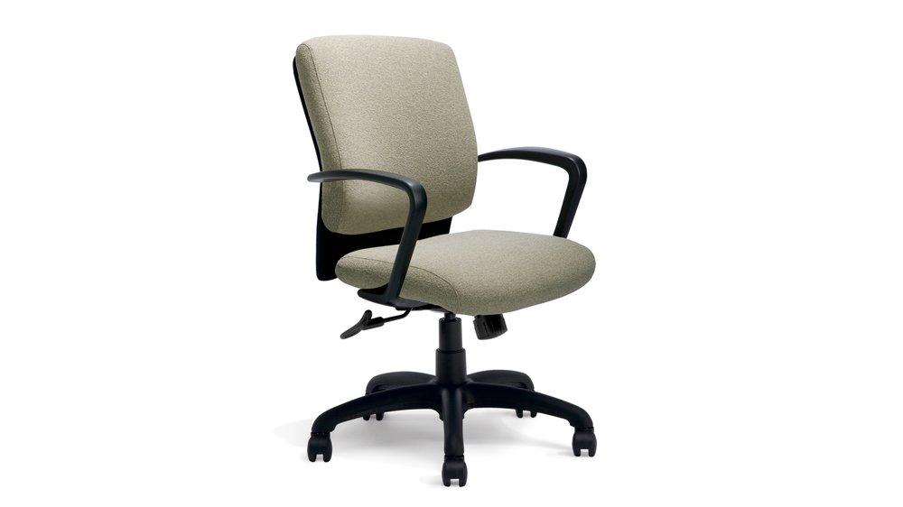 Highmark Emme Mid Back Task Chair