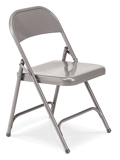 Ordinaire COE Folding Metal Chairs