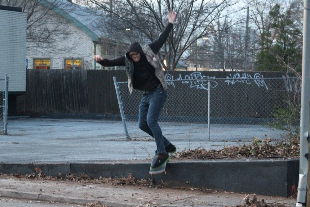 Tall Doug - Backside Lipslide - Atlanta, GA
