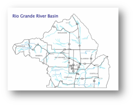 Colorado Water Conservation Board Basin Fact Sheet,  Rio Grande River Basin