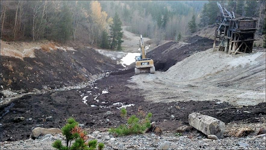 North Empire Creek Project