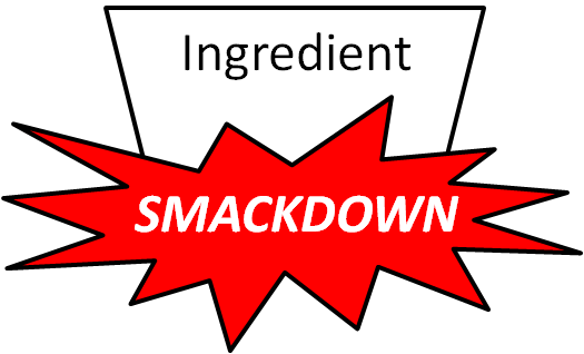 Ingredient Smackdown