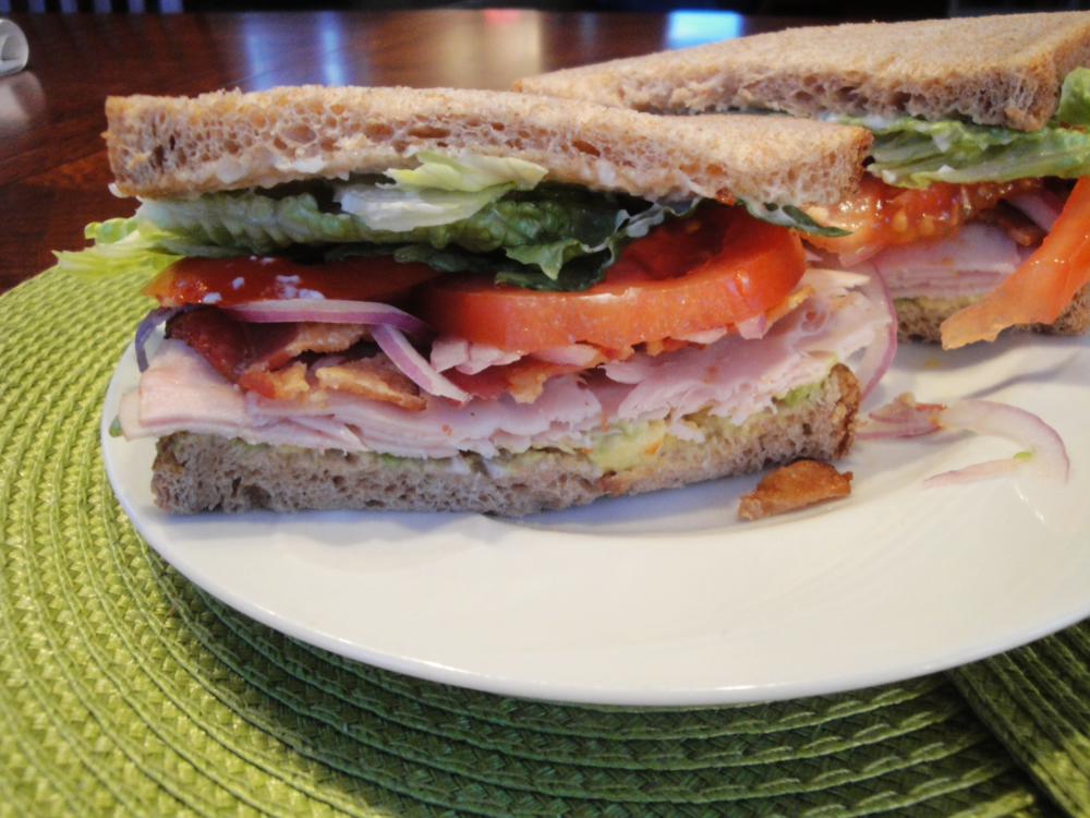 Turkey, Bacon & Avocado