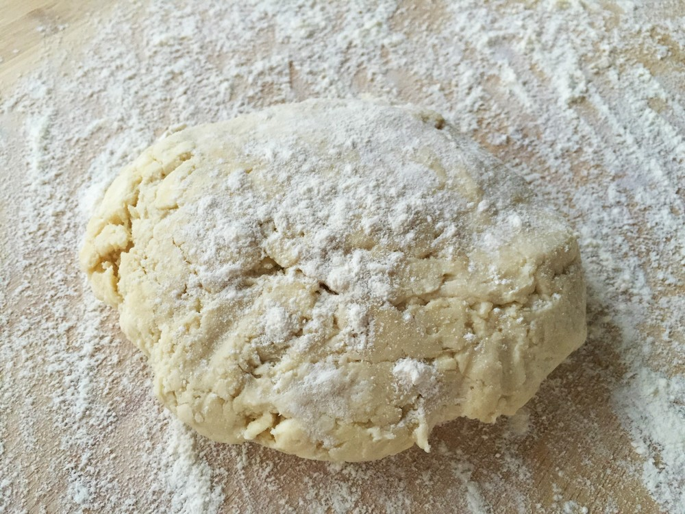 pate brisee pie crust pastry