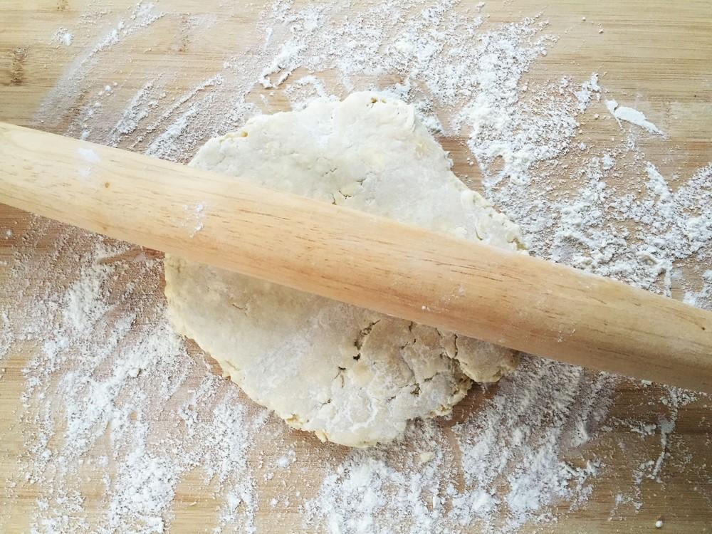 pie crust pastry pate brisee
