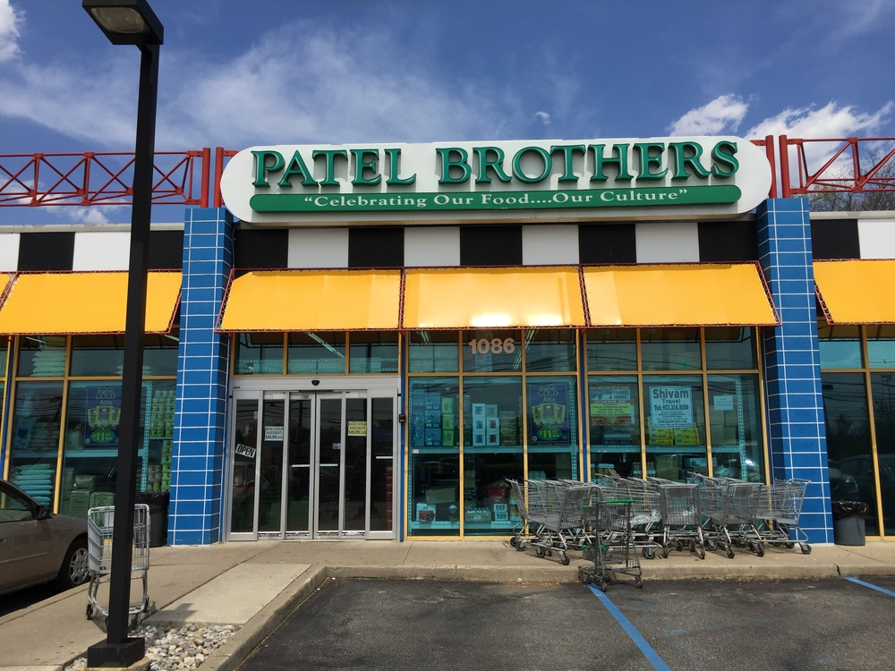 Patel Brothers in Parsippany, New Jersey.