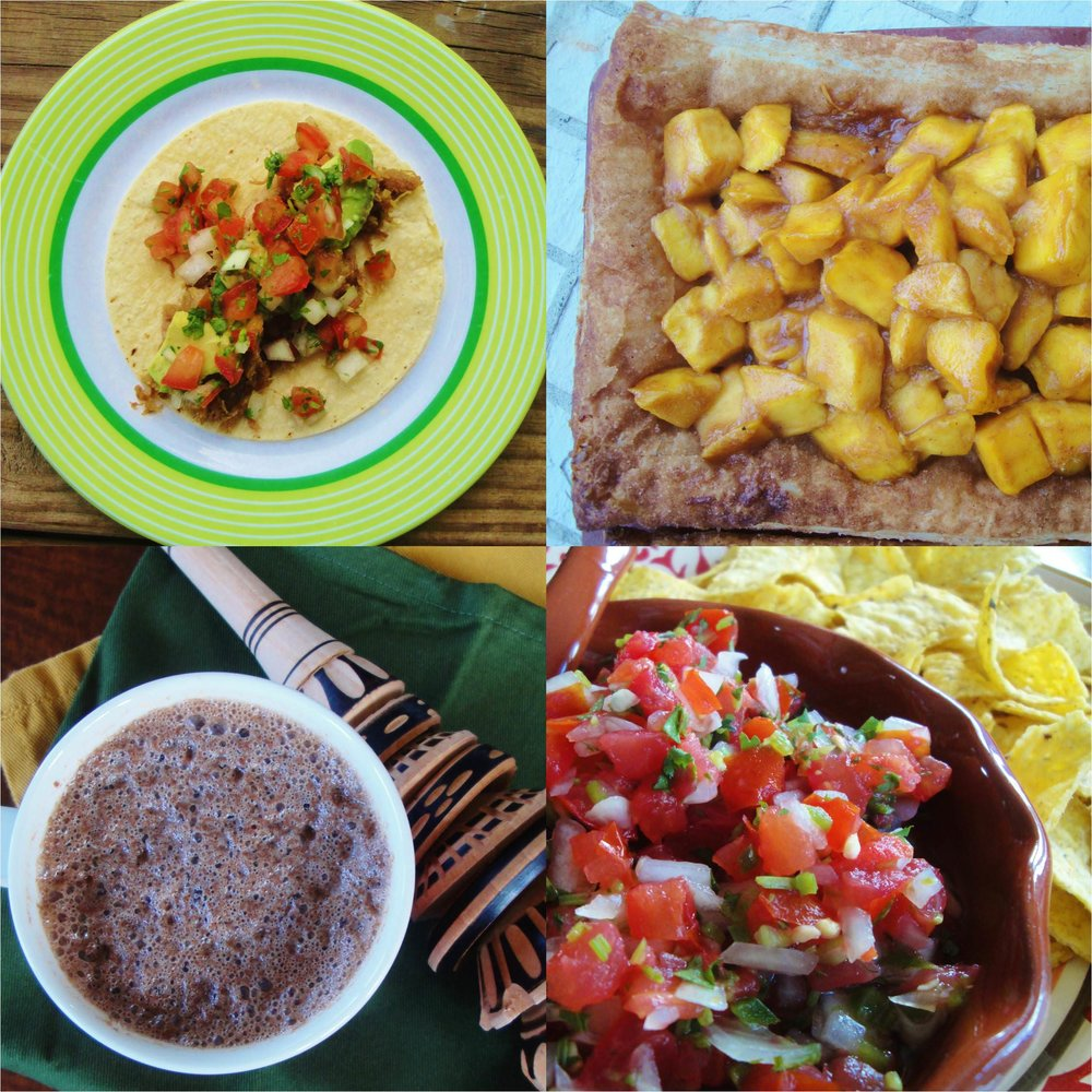 Complete Mexican recipe collection from Adventure Kitchen