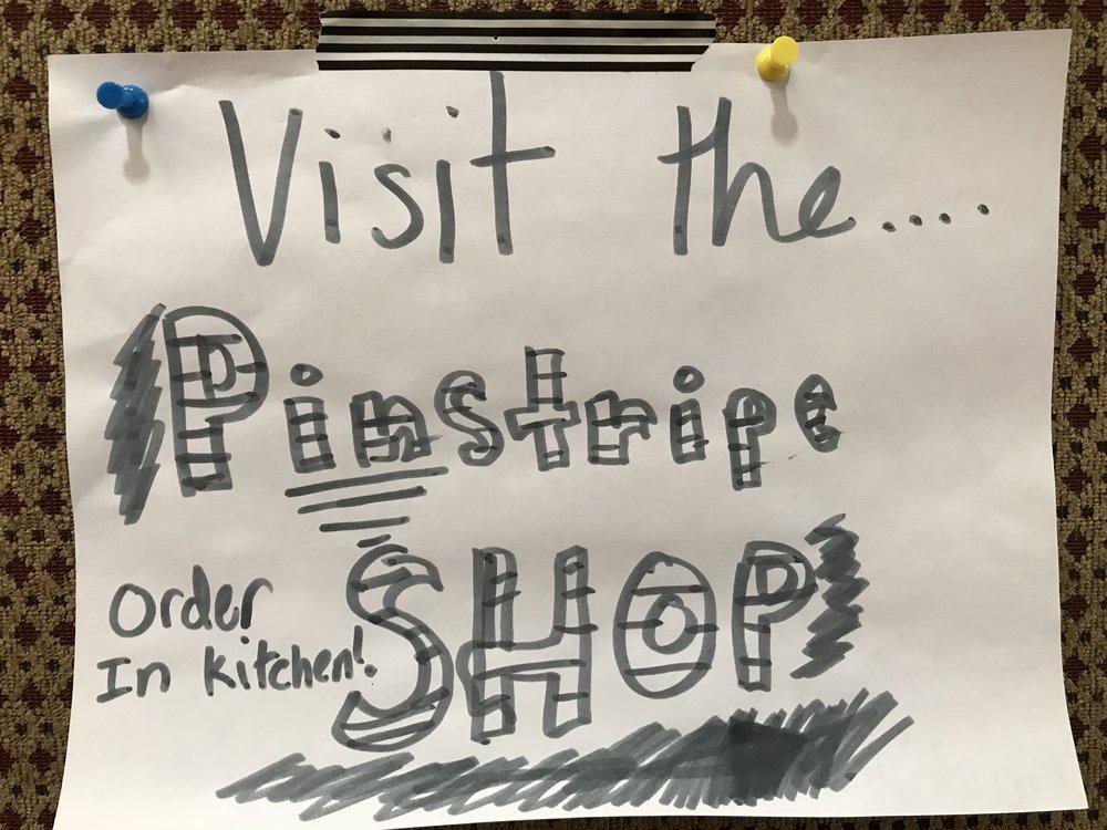 The Pinstripe Shop