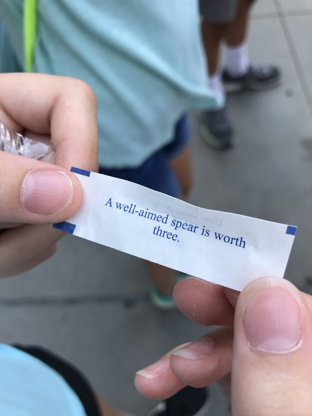 A fortune