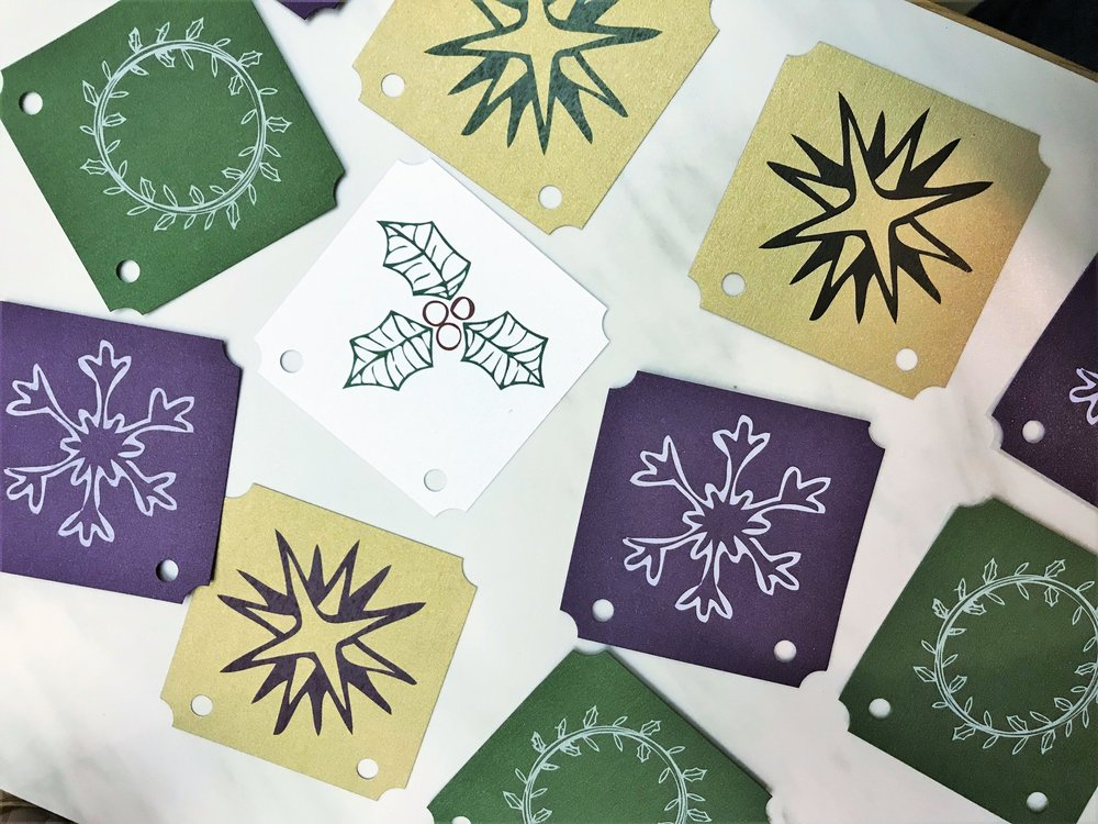 Choose your card, then write your ingredient for our #recipeforanewyear on the back!