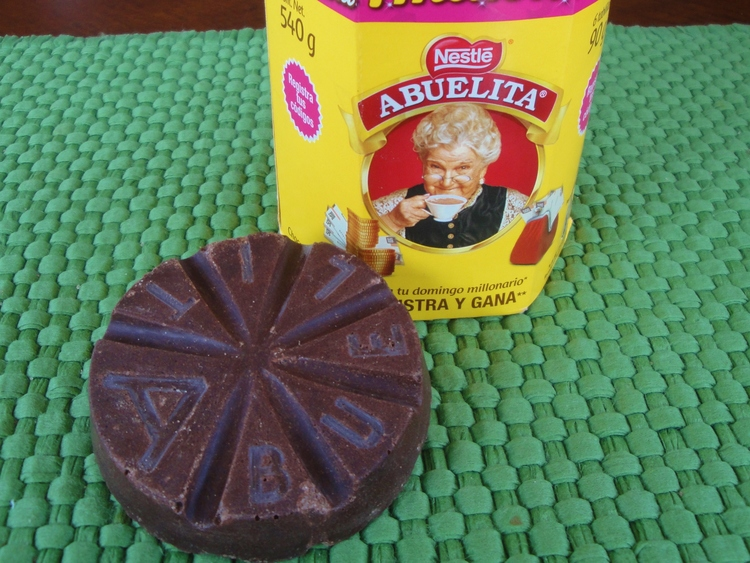 I really can't recommend Abuelita (made by Nestle). It's filled with artificial flavors, vegetable oil and chemical emulsifiers to compensate for its poor-quality chocolate. I find it really unpleasant to eat.