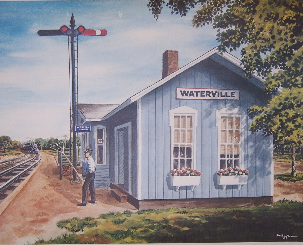 Waterville Station