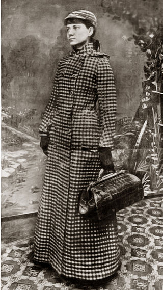 Nellie Bly, world traveler
