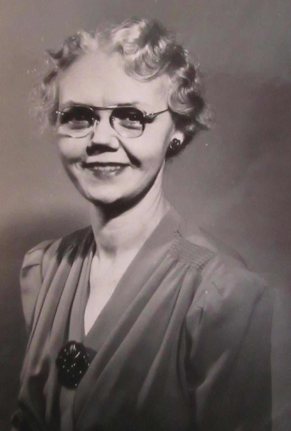 Mrs. John (Norma Wirtz) Leonhart