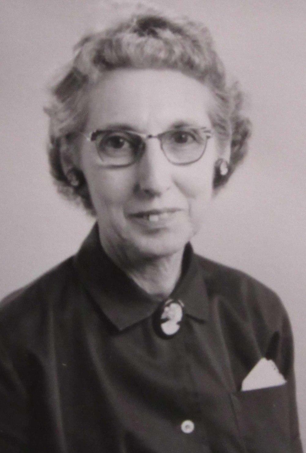 Charlotte Hutchinson