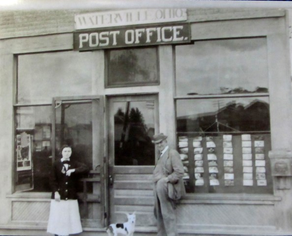Post Office on Mechanic Street