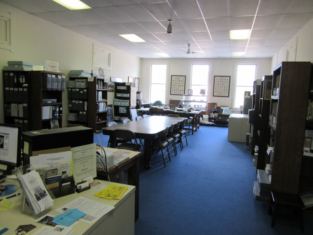Wakeman Archival Research Center