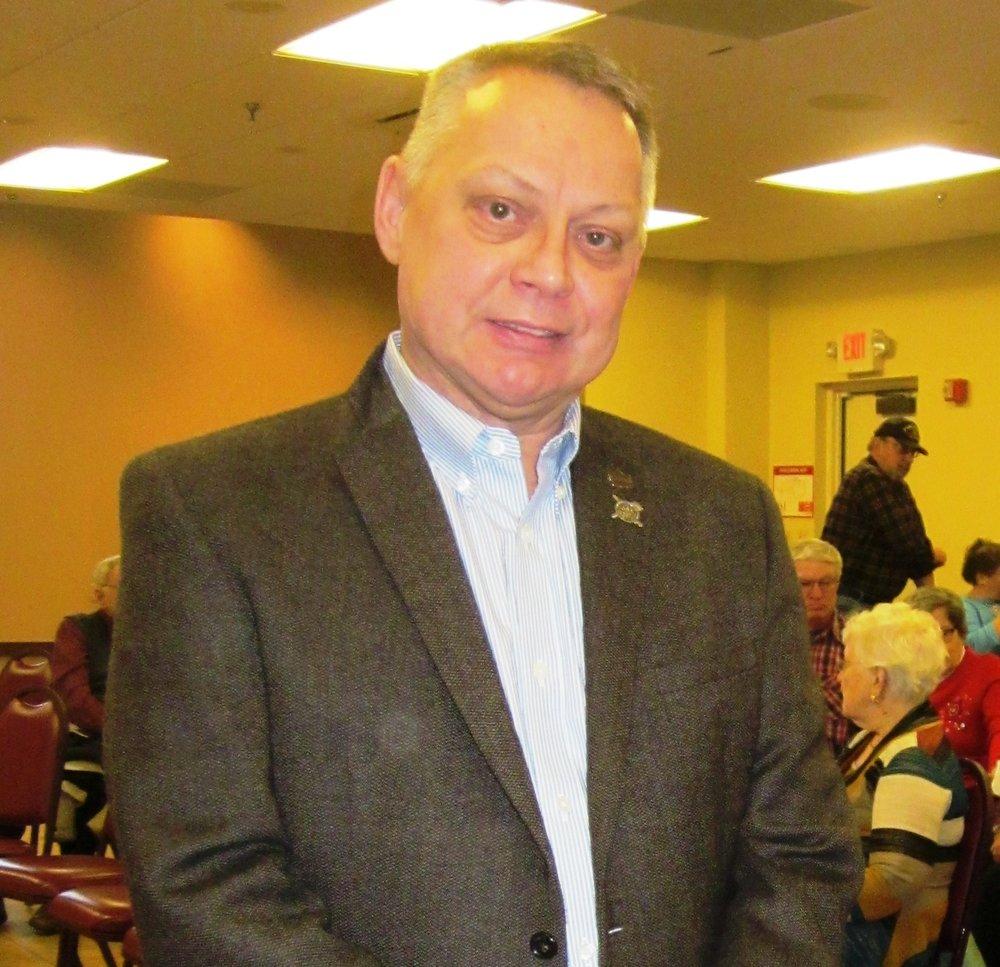 Speaker: Dave Westrick