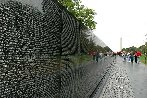 Copy of Vietnam Veterans Memorial Wall