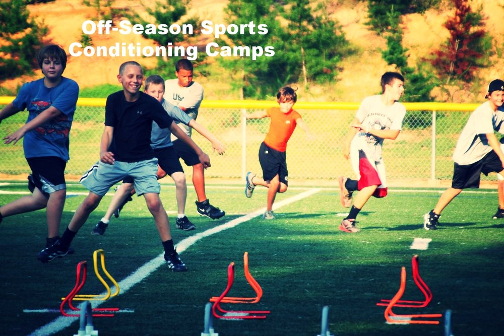 OFF-SEASON SPORT SPECIFIC CONDITIONING CAMPS