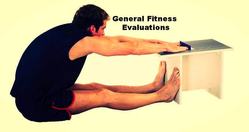 GENERAL FITNESS EVALUATIONS