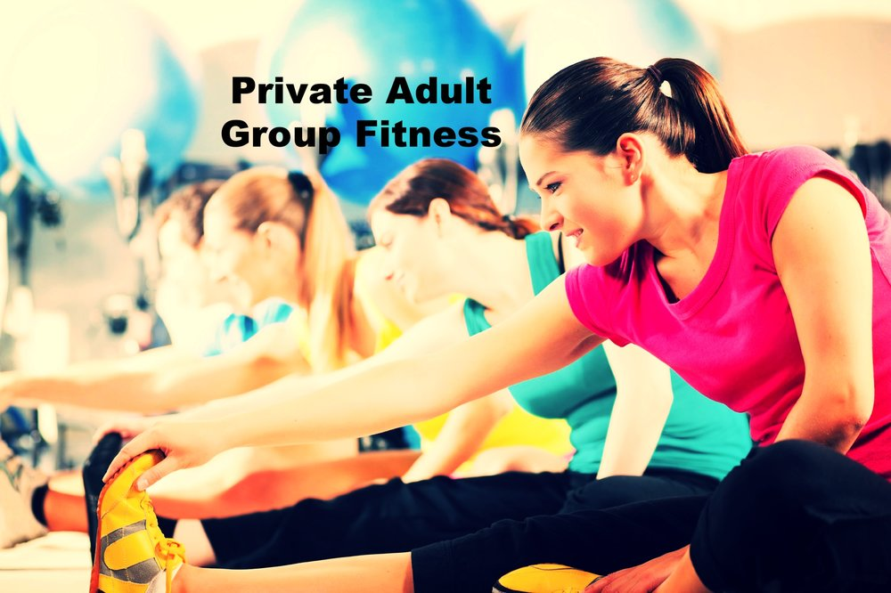 PRIVATE ADULT GROUP FITNESS
