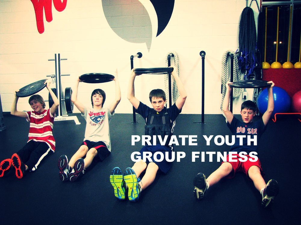 PRIVATE YOUTH GROUP FITNESS