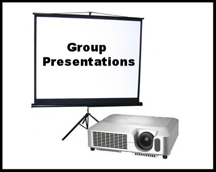 FITNESS GROUP PRESENTATIONS