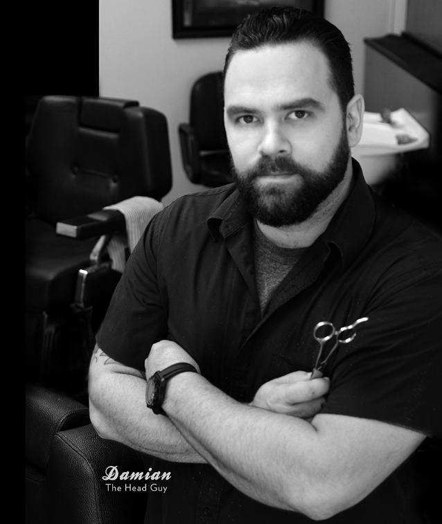 Damian Biancarelli - Guys Barber Shop Scranton