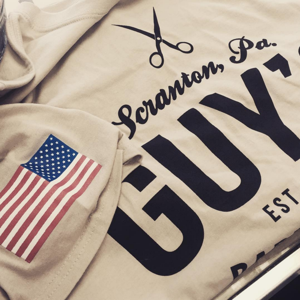 NEW!  Military Appreciation Shirts