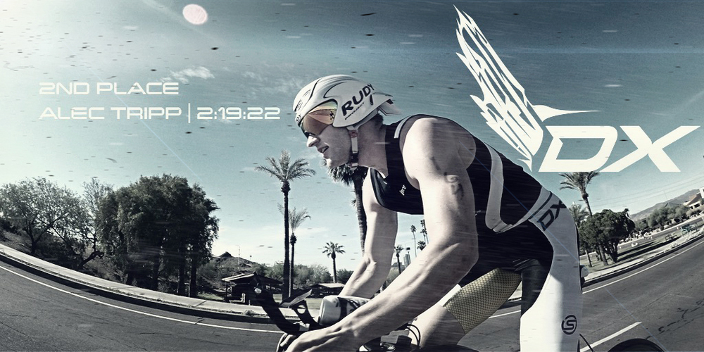 Triathlon social media sports design