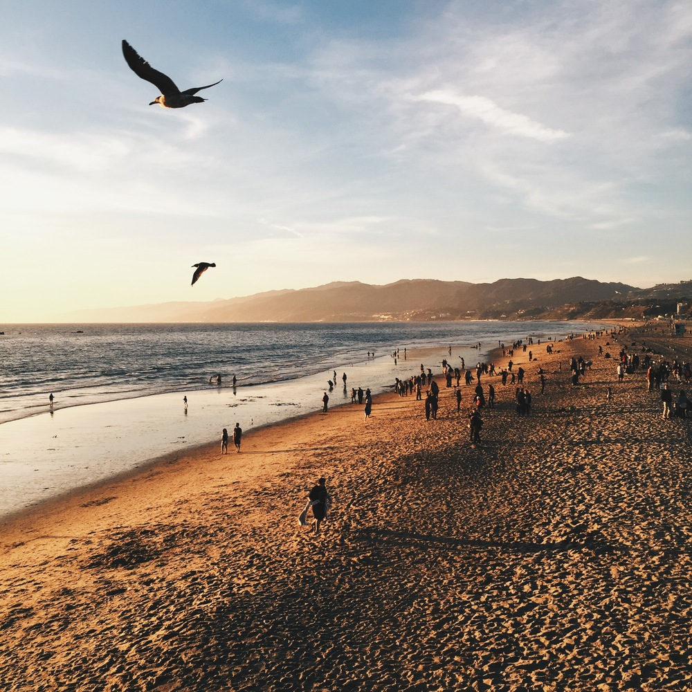 Santa Monica, CA  iPhone