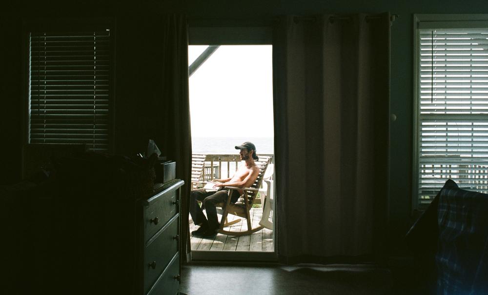 Emerald Isle, NC  Canon A-1 /Kodak Ektar 100