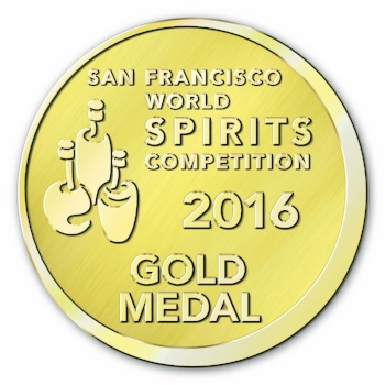 Greenhorn Bourbon  Gold medal - 2016 San Francisco World Spirits Competition