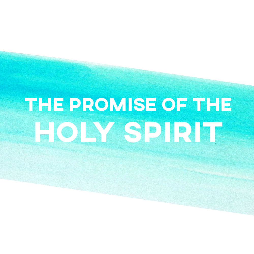 """The Power of the Holy Spirit"" 10/30/16"