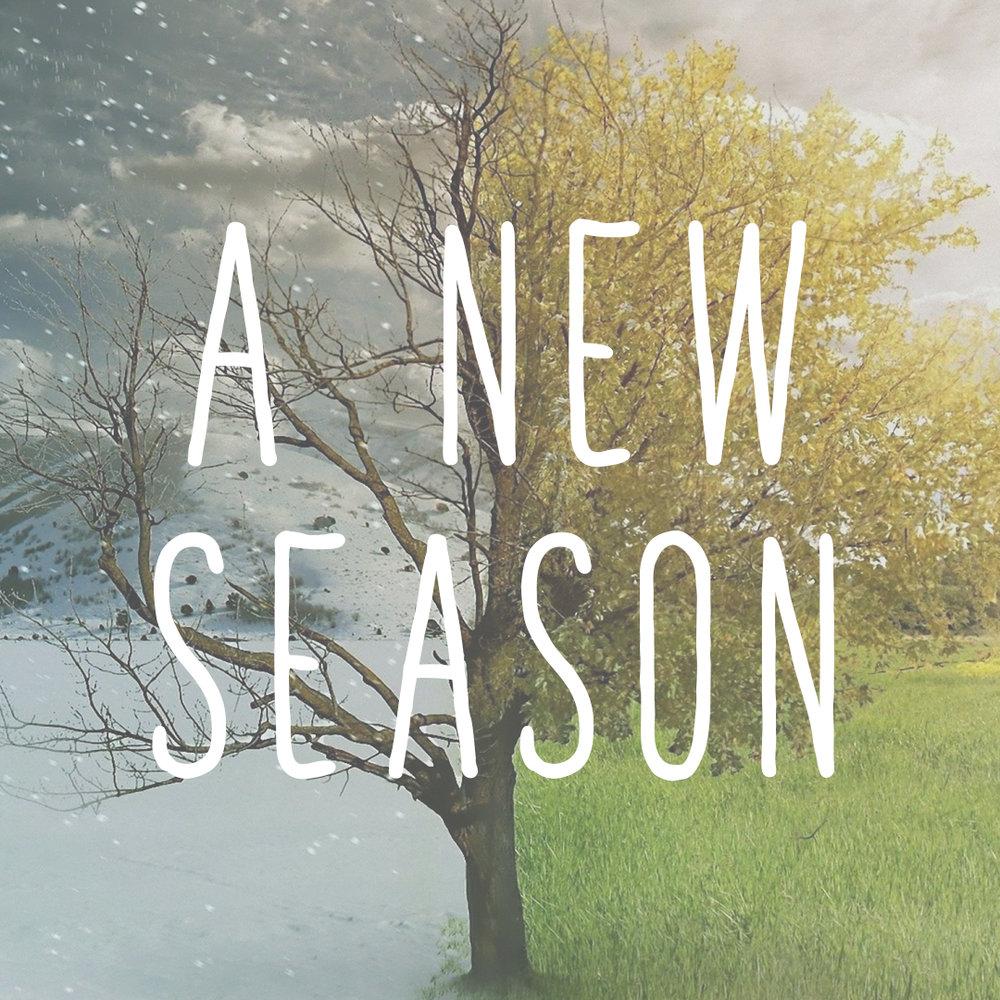 """Walk Into Your New Season"" 2/26/17"