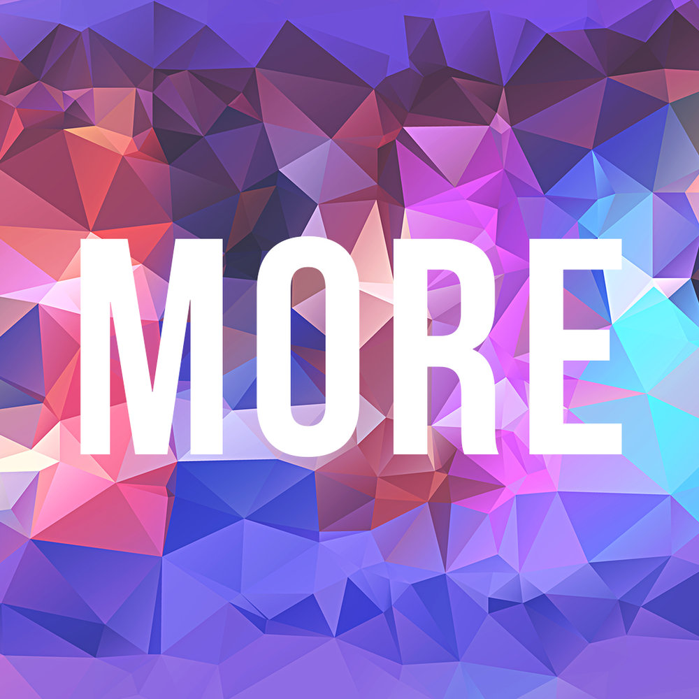 """More"" Pt.2 6/11/17"