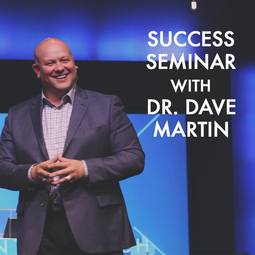 """Success Seminar: Wonder Twins"" 8/6/17"