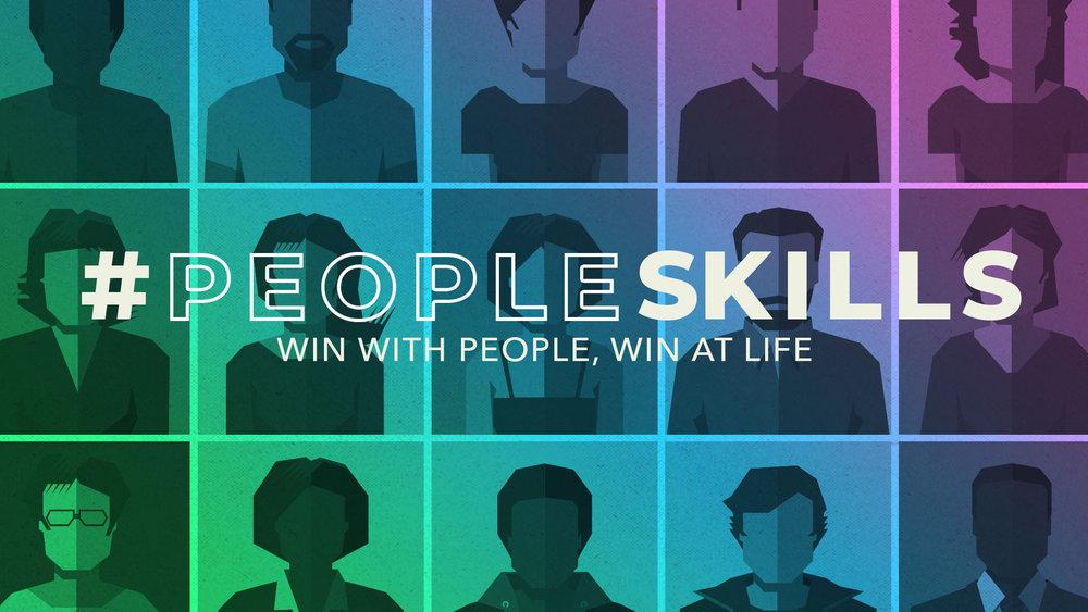 """""""People Skills"""" 4/29/18"""