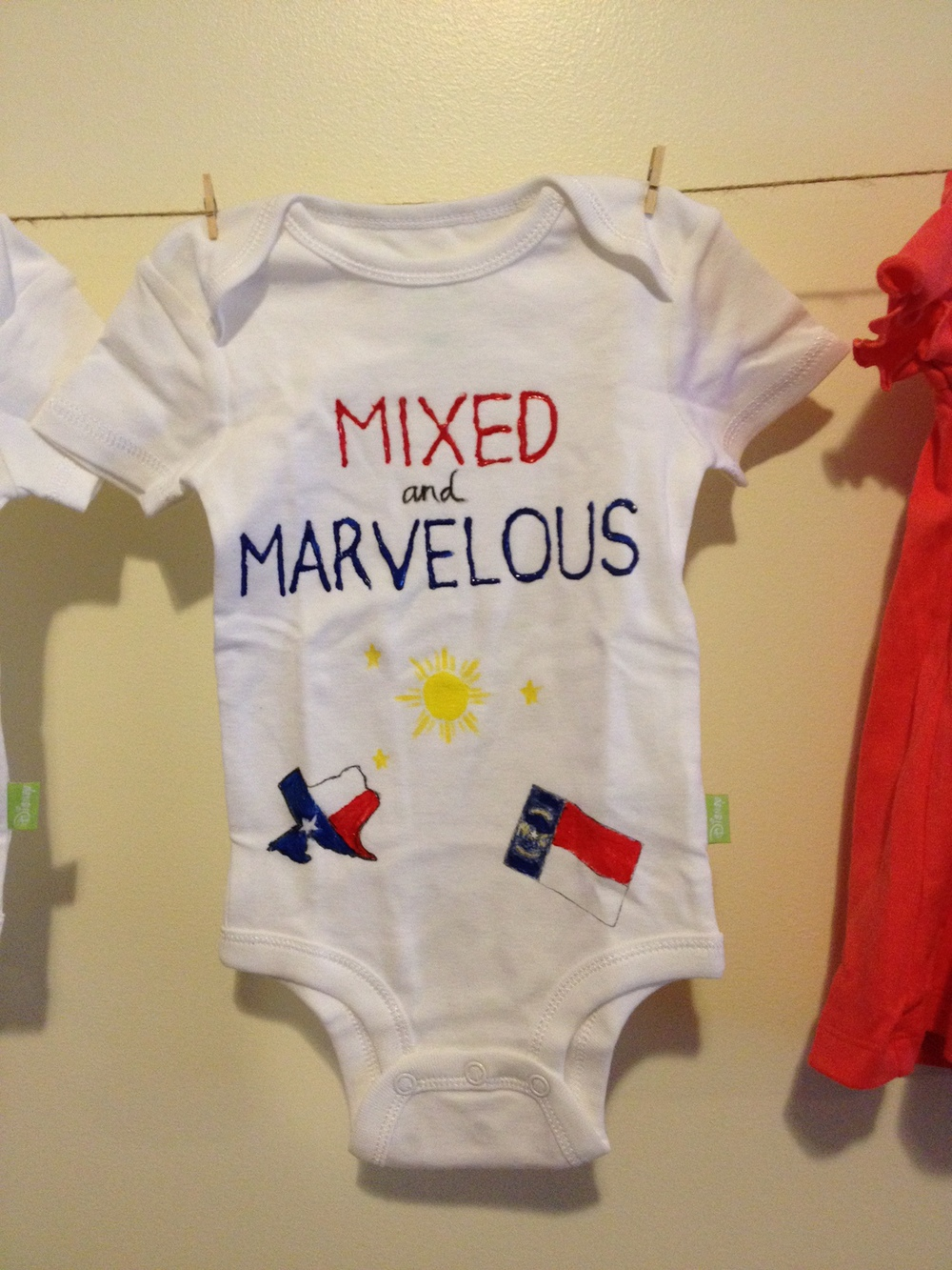 Mixed and Marvelous