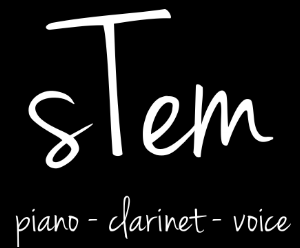 sTem: Clarinet | Voice | Piano