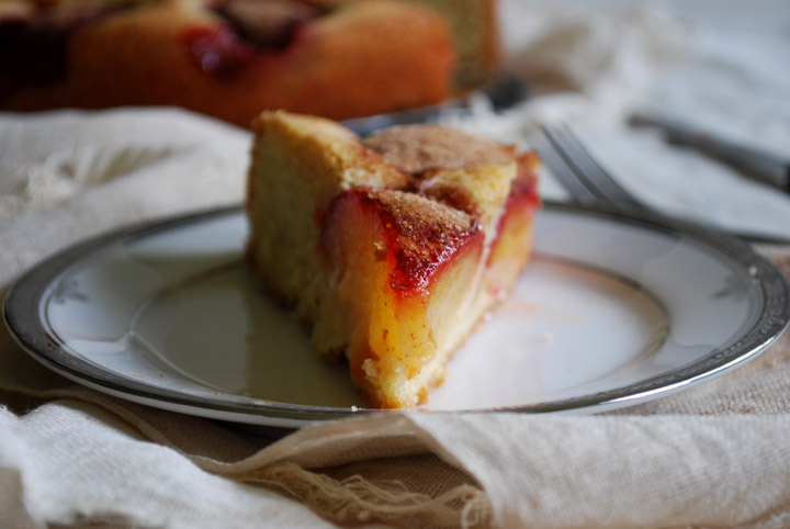 Plum Torte | Pass the Cocoa